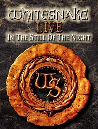 Cover Whitesnake - Live - In The Still Of The Night [DVD]